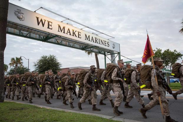 (U.S. Marine Corps photo by Lance Cpl. Joseph Jacob)